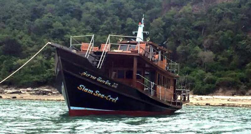 Pranburi - Samroiyod Fishing Cruise Image 1