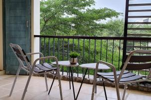 2 Bedroom Unit at Popular Nub Kluen Condo on Khao Tao Beach