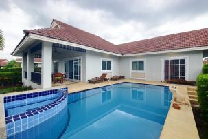 Super Value!  3 Bedroom Pool Villa in Secured Development (Completed, Fully Furnished)