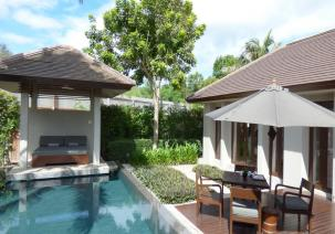 2 Bedroom Private Pool Villa inside 5 Star Resort near Black Mountain