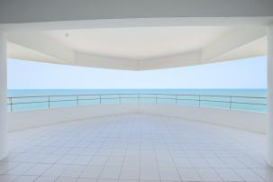 Fantastic Sea View Unit at Royal Princess Condo near BluPort (Unfurnished)