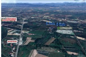 12 Rai Land Close to The Emerald Green Project in Soi Hua Hin 112