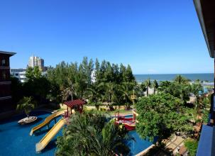 2 Bedroom Sea View Unit in Condominium near Anantara Resort
