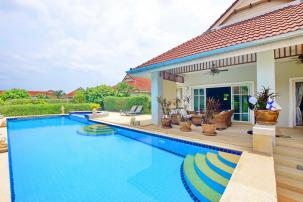 Private 2 Bedroom Pool Villa On A Large Plot In A Peaceful, Secure And Completed Development.