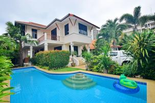 Pool Villa only 500 meter from Khao Takiab Beach