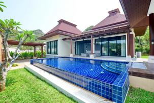 2 Bedroom Pool Villa in Popular Panorama Pool Project near Sai Noi Beach