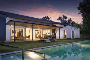 Solar, Nature and Smart Luxury Villa next to Palm Hills Golf