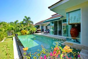 Beautifully 4 Bedroom Pool Villa in Red Mountain Project