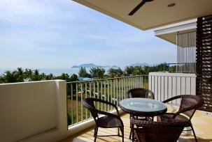 1 Bedroom Panoramic Sea View Condominium at Dolphin Bay Beach