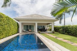 Incredible 2 Bed Pool Villa on Completed Development
