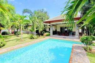 Beautiful 3 Bedrooms House on Half Rai Land near Khao Kalok Beach - Pranburi