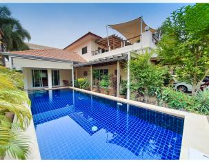 Lovely 3 Bedroom House Between Soi 94 and 102 (Completed)