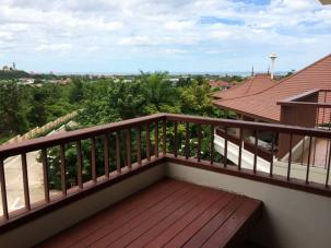 Sea View 2 Bedroom unit at Blue Mountain Condo close to Big C