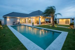 3 BDRM Villa in one of the first Sustainable Residential Projects