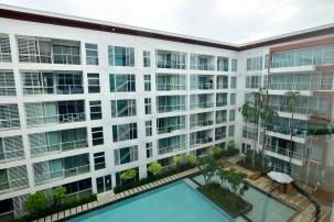 1 Bedroom Pool View Unit within Walking Distance to Khao Takiab Beach
